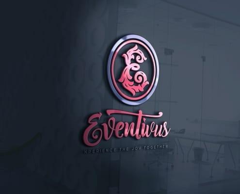 Event Management Brand Logo Design