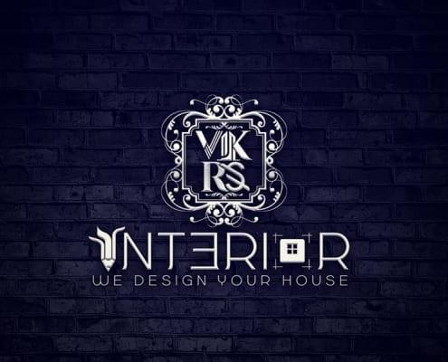 Interior Brand Logo Design
