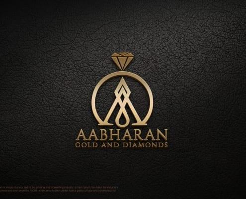 Jewelry custom logo design work