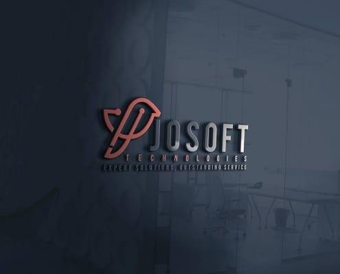 Tech Brand Logo Design