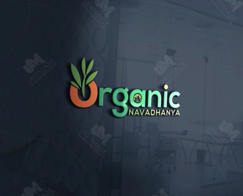 Professional agriculture brand logo design